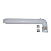 Комплект коаксиального дымохода для настенных газовых котлов Kentatsu Furst серии Nobby Smart.