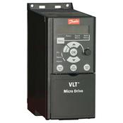 Danfoss VLT Micro Drive FC 51 0,75 кВт (200-240, 1 фаза) 132F0003