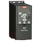 Danfoss VLT Micro Drive FC 51 2,2 кВт (380 - 480, 3 фазы) 132F0022