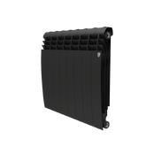 Радиатор биметаллический Royal Thermo BiLiner 500 Noir Sable - 8 секц.
