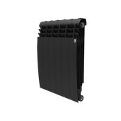 Радиатор биметаллический Royal Thermo BiLiner 500 Noir Sable - 6 секций