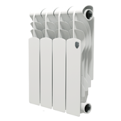 Радиатор биметаллический Royal Thermo Revolution Bimetall 350 – 4 секции