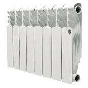 Радиатор биметаллический Royal Thermo Revolution Bimetall 350 – 8 секций