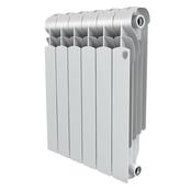 Радиатор алюминиевый Радиатор Royal Thermo Indigo 500 - 4 секц.