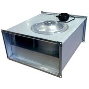 Прямоугольный канальный вентилятор с вперед загнутыми лопатками серии Line 700x400-4/3