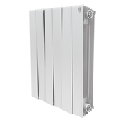 Радиатор биметаллический Royal Thermo PianoForte 500 Bianco Traffico - 6 секций