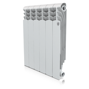 Радиатор биметаллический Royal Thermo Revolution Bimetall 500 – 4 секц.