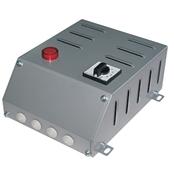 Пятиступенчатый регулятор скорости SRE-D-10-T с термозащитой