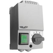 Пятиступенчатый регулятор скорости SRE-E-3,0-T с термозащитой