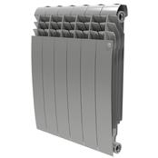 Радиатор биметаллический Royal Thermo BiLiner 500 Silver Satin - 8 секций
