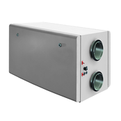 Приточно-вытяжная установка с роторным рекуператором SHUFT CAUR 2500W C