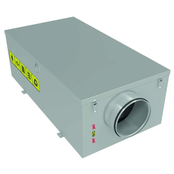 Приточная установка Shuft CAU 2000/3-2,4/1 VIM