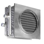 Водяной нагреватель Shuft WHC 150x150-2