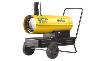 Скидка 10% на тепловое оборудование Ballu
